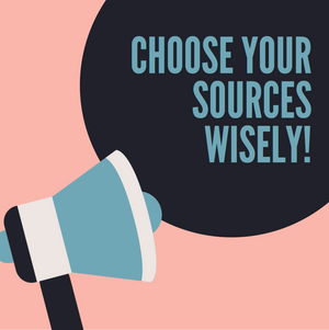 Look to Trustworthy News Sources for COVID-19 Updates
