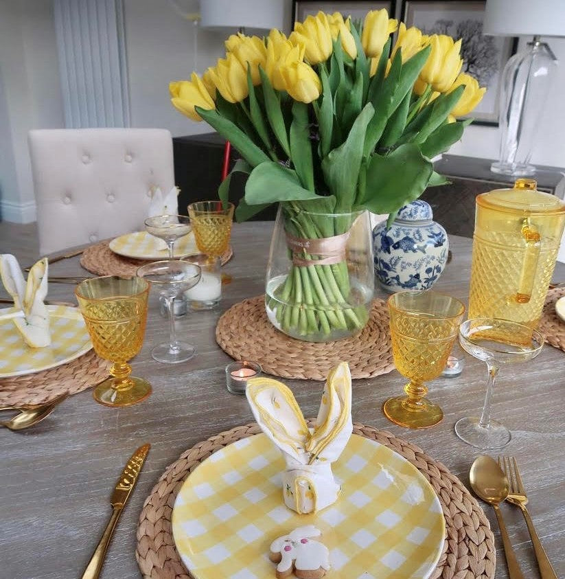 Bright, Vibrant & Happy Spring Decor Ideas For Your Home...
