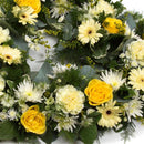 Open Heart Yellow (other colour options available). Available as pictured or in your choice of colours. Send fresh flowers with Flowers.IE. Same day flower delivery available.