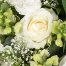 White Reflection Arrangement. Get fresh flowers from Flowers.IE. Same day flower delivery available.