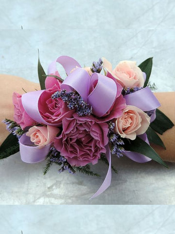 Blush Beauty Corsage