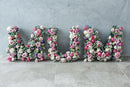 MUM Tribute. Can create alternative letters and names, in a range of colours to choose from. Send fresh flowers with Flowers.IE. Same day flower delivery available.