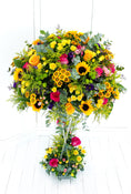 Slice of Summer. Radiance, glorious and extravagance. Have fresh flowers sent to you by Flowers.IE. Same day flower delivery available.