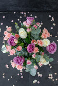 Soft Pastel in a Vase with Monastrell Rosado. Delivered in a vase with flower food and full care instructions. Send fresh flowers with Flowers.IE. Same day flower delivery available.