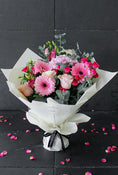 Pink Perfection Hand-tied. Have fresh flowers sent to you by Flowers.IE. Same day flower delivery available.