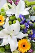 60 Euro Florist Choice. Have fresh flowers sent to you by Flowers.IE. Same day flower delivery available.