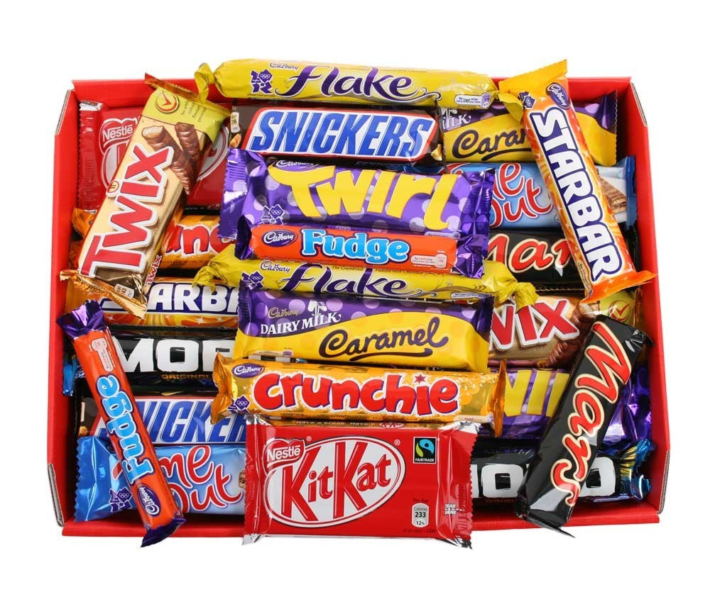 Sweet Tooth Selection Hamper (Dublin, Wicklow and Kildare)