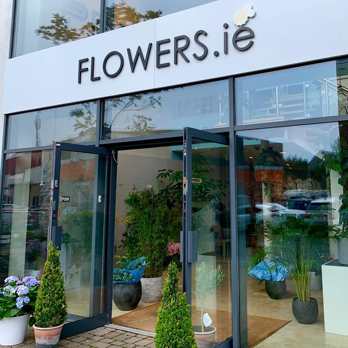 Flowers.ie store in Galway