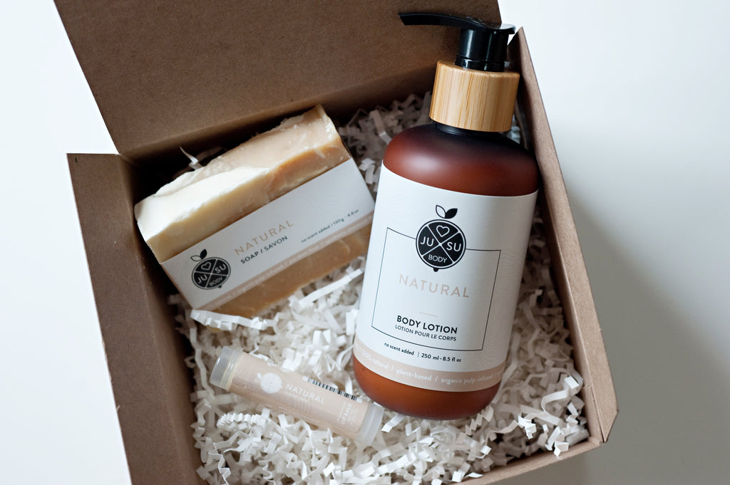 Natural Gift Set Trio
