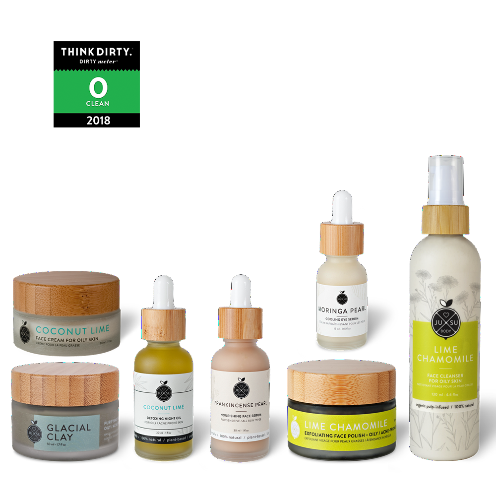 plant-based skincare, face cream, face serum, nontoxic skincare, combination skin, clean face moisturizer, nontoxic skincare, natural face products, facial oil, Think Dirty