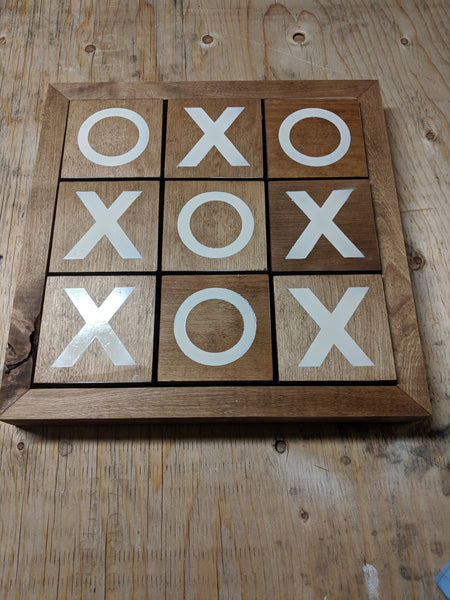 X&O's Table Top Game