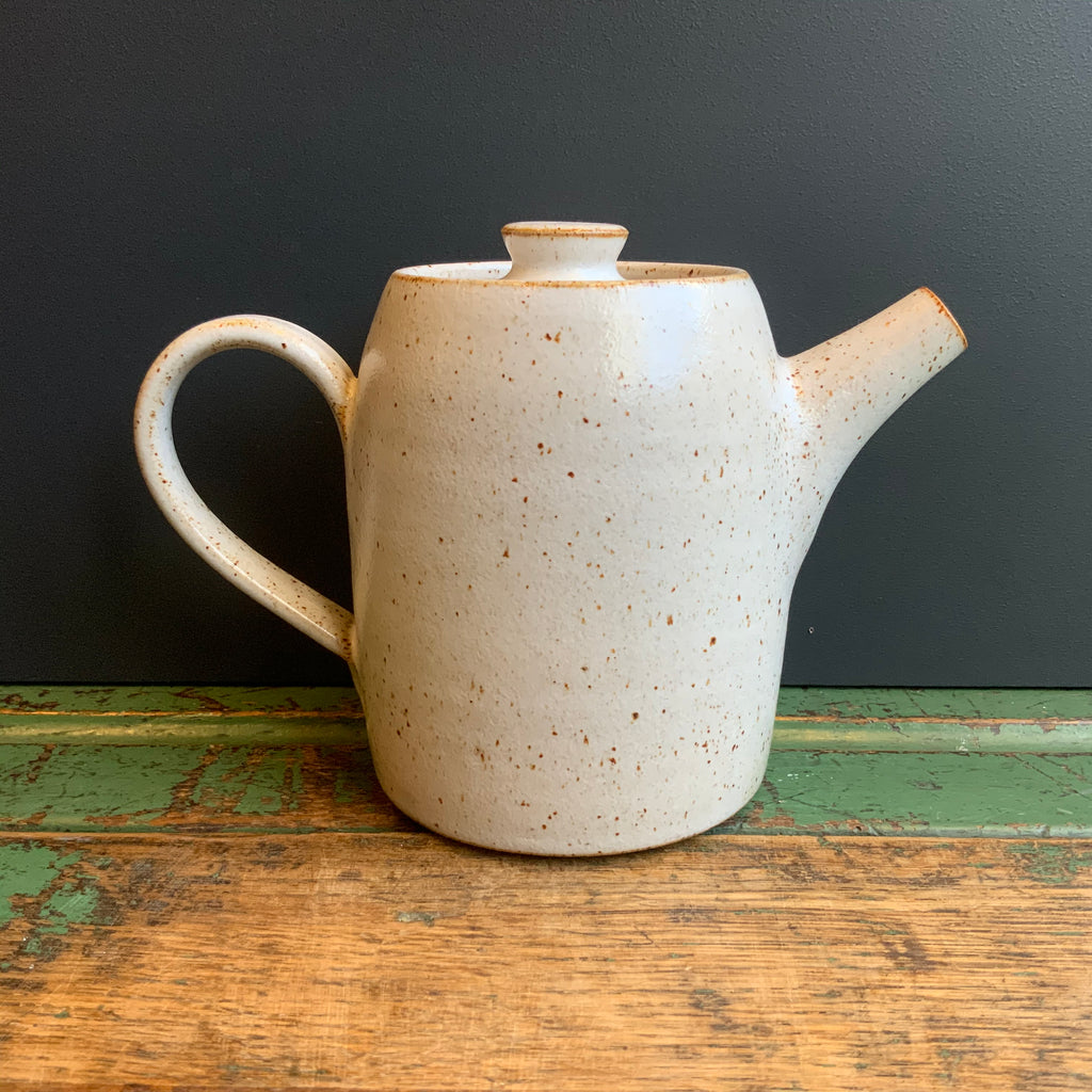 Teapot 'Speckled White'