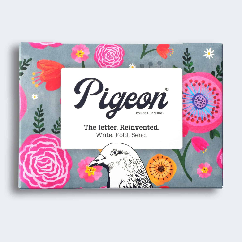 Pigeon Posted 'Wildflowers'