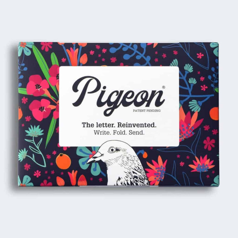 Pigeon Posted 'Midnight Garden'