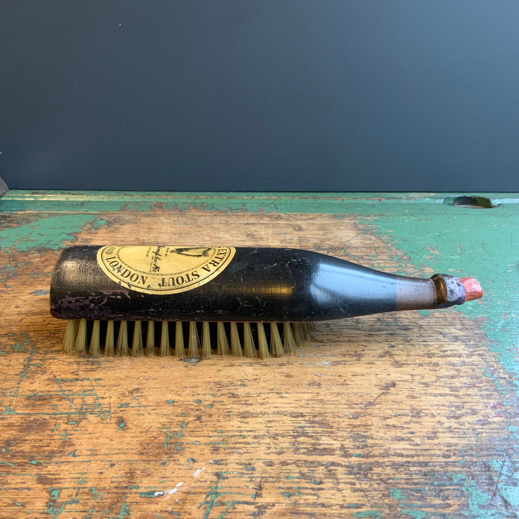 Vintage Guinness Advertising Clothes Brush