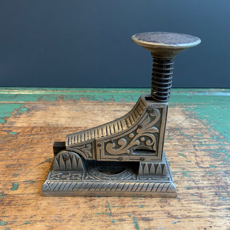 Vintage Art Nouveau Fishtail Stapler