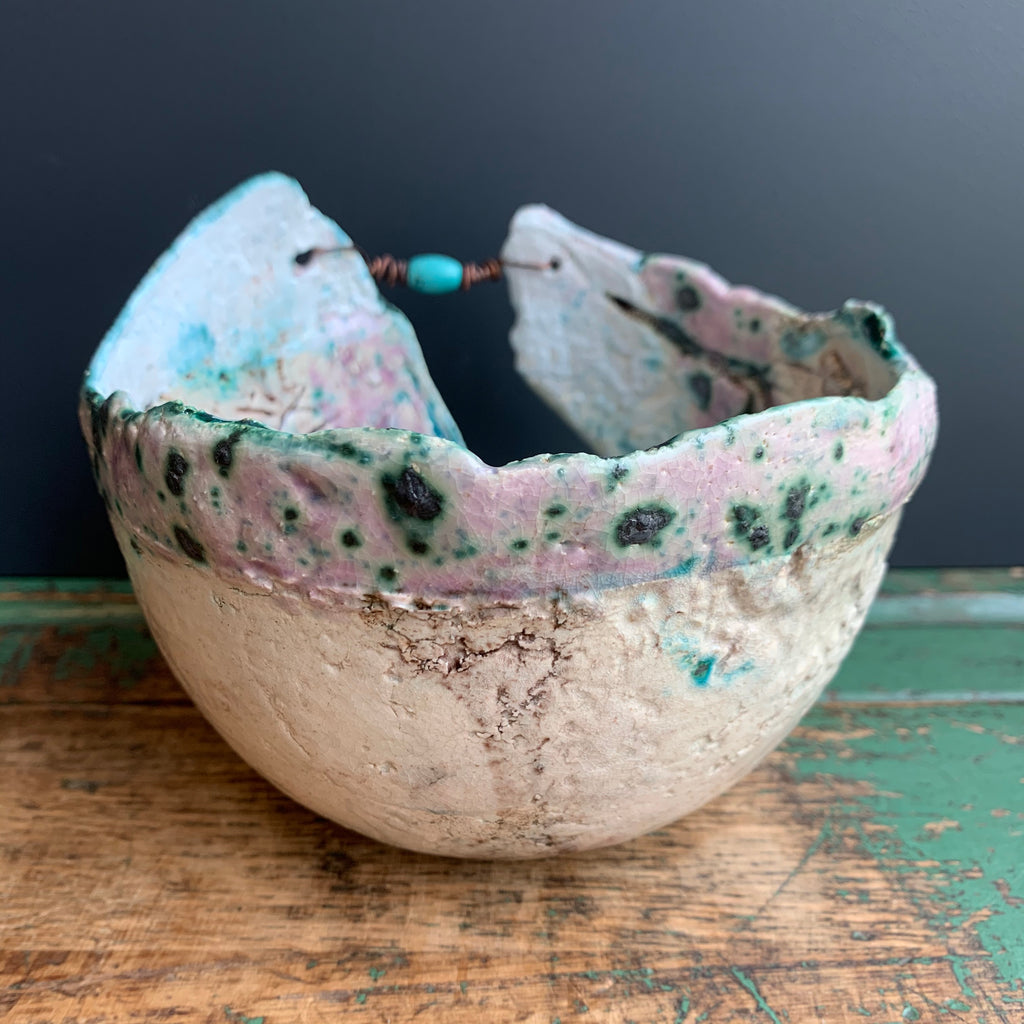 Small Ceramic Pot #3
