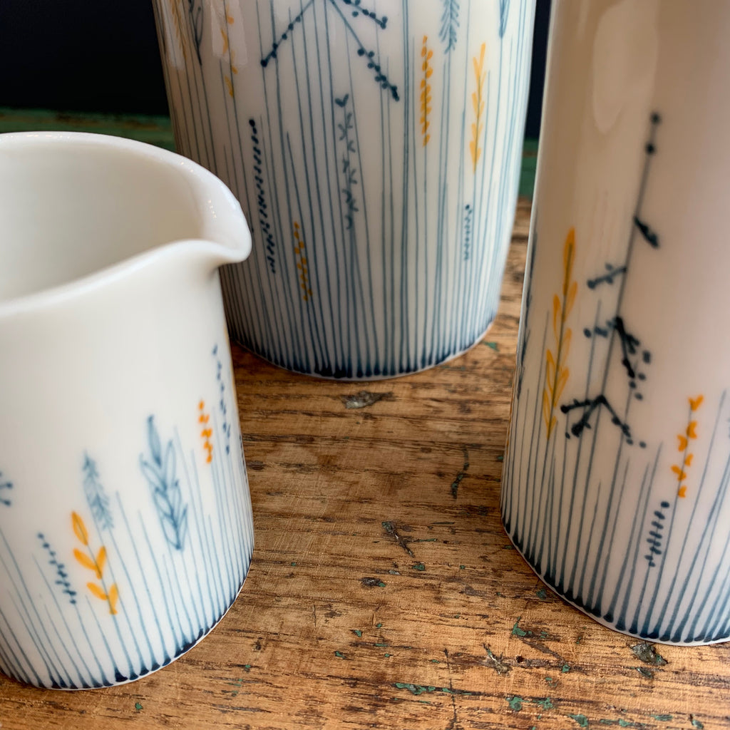 Meadow Pattern Jugs