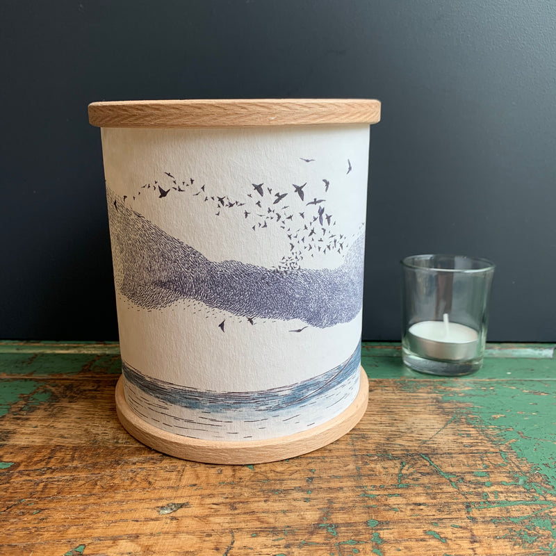 Candle Cover 'Murmuration'