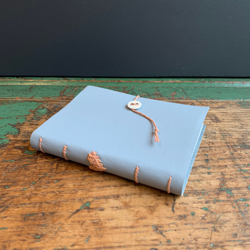 Small 'Darned Heart' Notebook