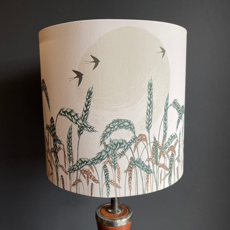 20cm Lamp Shade 'Wheatfield'