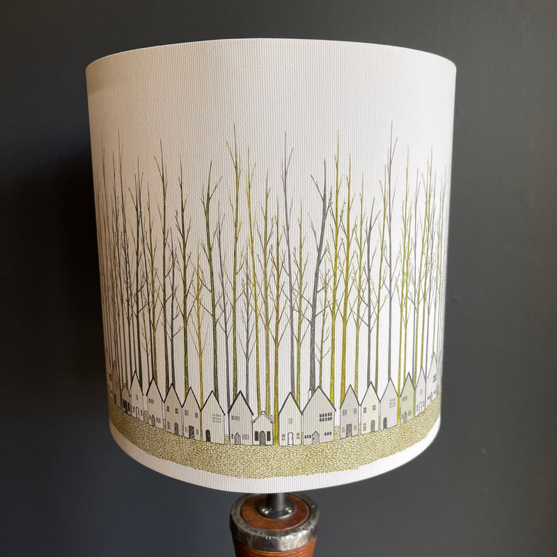 20cm Lamp Shade 'The Street'