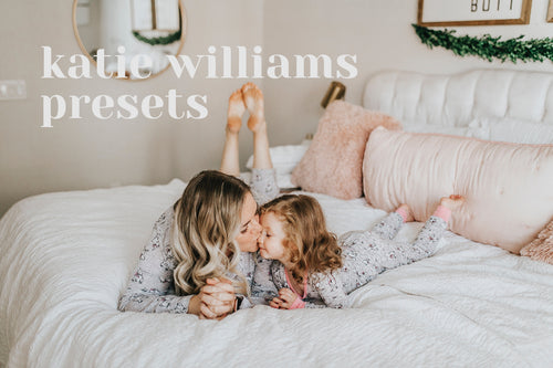 Katie Williams DESKTOP Presets