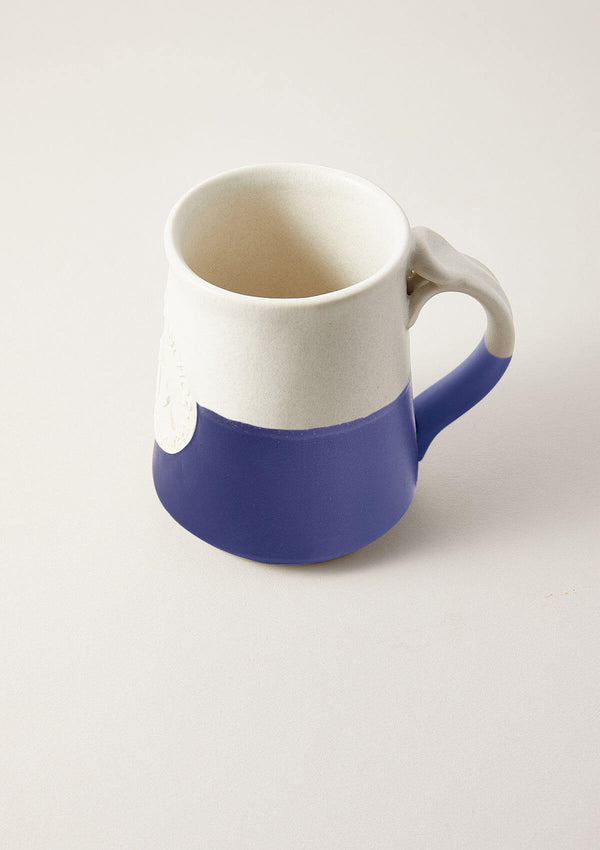 Big Ass Mug in Matte Navy Blue