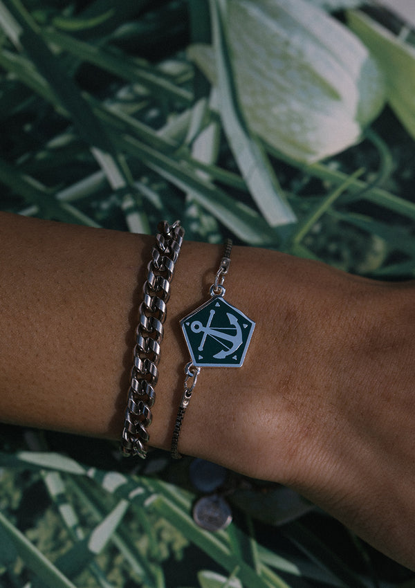 Anchor Yourself Bracelet Set