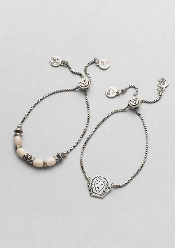 Courageous Bracelet Set