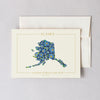 Alaska Native Botanicals Greeting Card