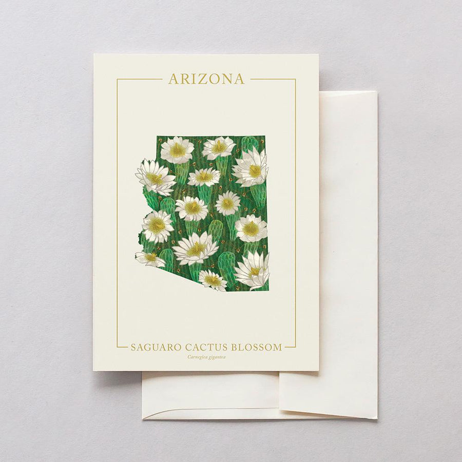 Arizona Native Botanicals Greeting Card