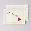 Hawaii Native Botanicals Greeting Card