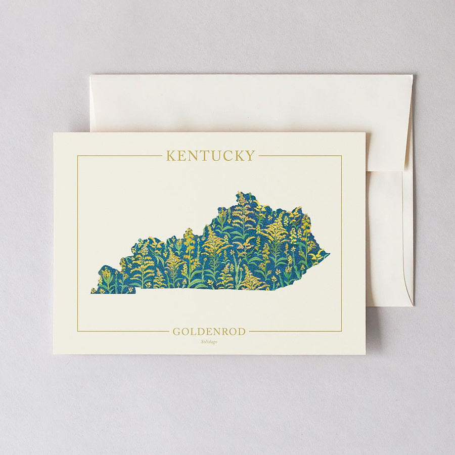 Kentucky Native Botanicals Greeting Card