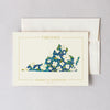 Virginia Native Botanicals Greeting Card