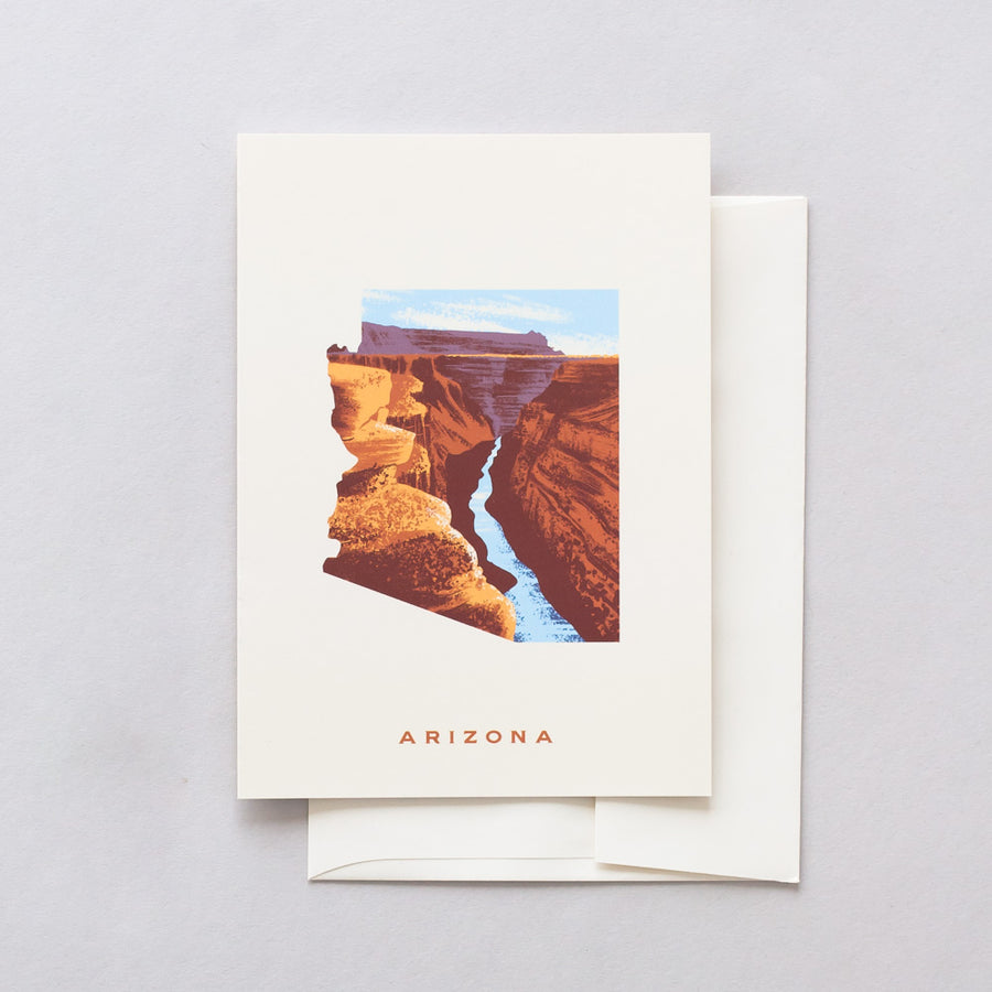 Arizona Grand Canyon Greeting Card