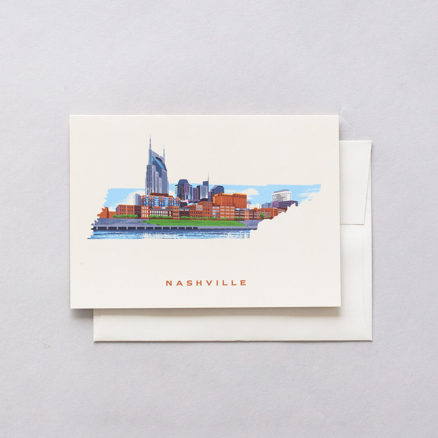 Nashville Greeting Card