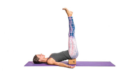 Inverted leg pose for how to relieving period cramps fast without medicine