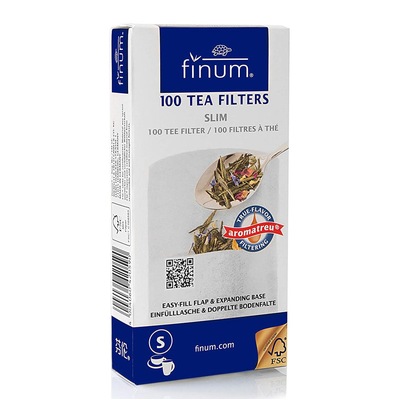Finum Slim Tea Filters