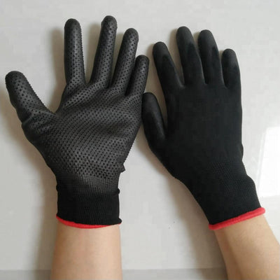 Good Quality PU safety gloves