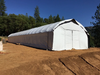 Medical Planting Agricultural Greenhouse With Blackout Curtain Auto Light Deprivation Greenhouse