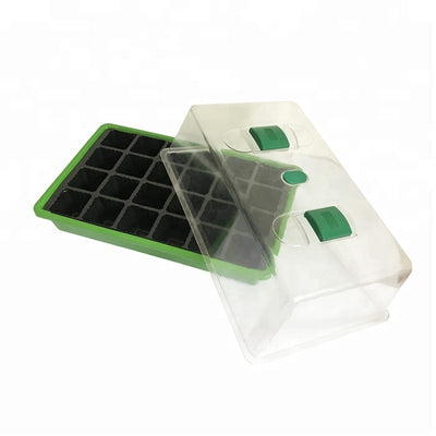 garden plastic seed tray Nursery Plant Growing Trays seedling greenhouse for sale