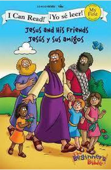 Image of Jesus   His Frds Blng Edn