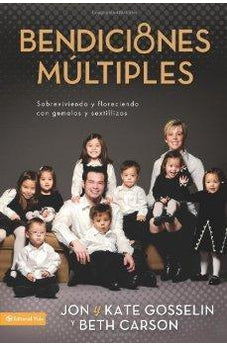 BENDICIONES MULTIPLES 9780829737592