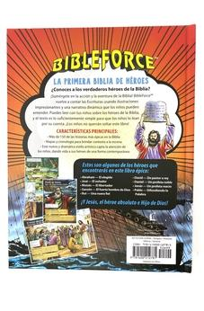 Bibleforce 9781400212781