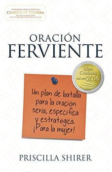 Image of Oracion Ferviente