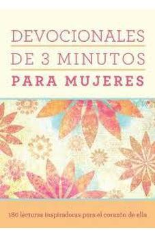 Image of Devocionales De 3 Minutos