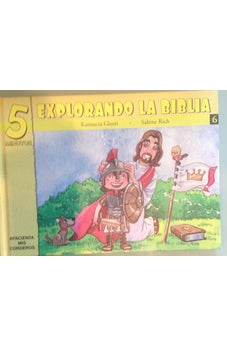 Image of 5 Minutos Explorando La Biblia. 6