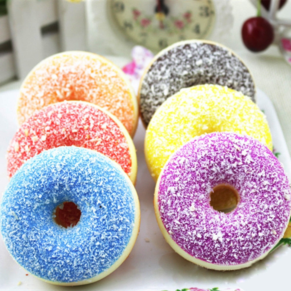 Colorful Doughnut