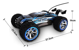 RC Cars 4WD Bigfoot Monster Truck SUV Speed Racing Off-Road Vehicle Remote Control Car Model Electronic Hobby Toy